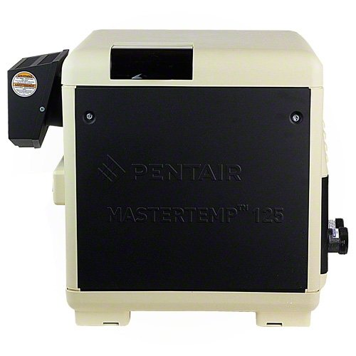 Pentair Mastertemp 461058 125k Btu Natural Gas Pool Heater