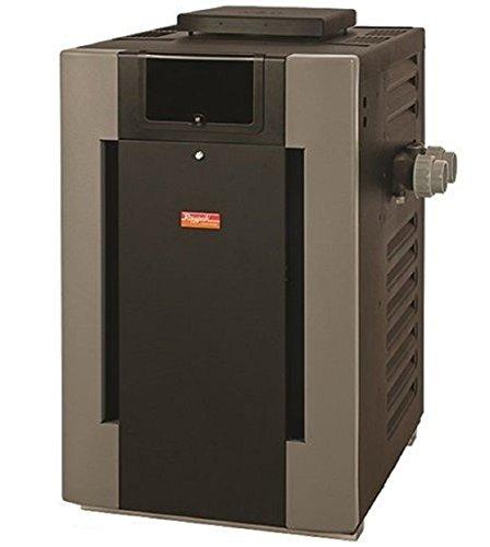 Raypak 014940 336000 Btu Digital Natural Gas Pool Heater